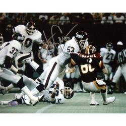 Steiner Sports Harry Carson Autographed Photo