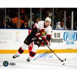 Ottowa Senators Dany Heatley Autographed Photo