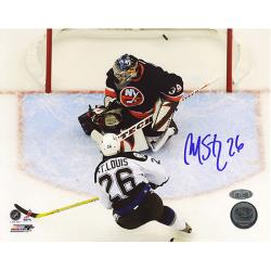 Steiner Sports Martin St. Louis Autographed Photo