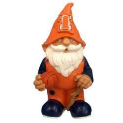 Illinois Fighting Illini 8-inch Mini Gnome 7493423