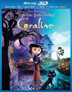 Coraline - 3D with DVD Copy (Blu-ray Disc) 7493948