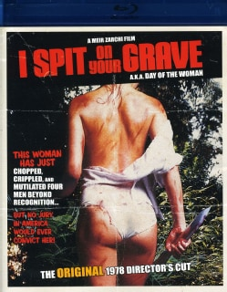 I Spit On Your Grave (Blu-ray Disc) 7494822