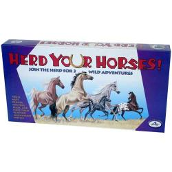 Herd Your Horses! Board Game