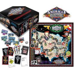 American Throttle Board Game