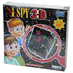 I Spy 3D Game