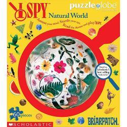 I Spy Puzzleglobe Natural World Puzzle