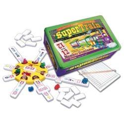 SuperTrain Dominoes Game 7499449