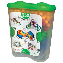ZOOB 250-piece Building Set Tub