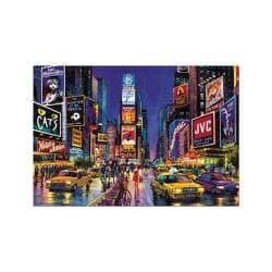 Neon Times Square 1000-piece Puzzle