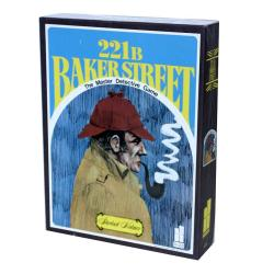 221B Baker Street The Master Detective Game