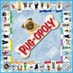 Pug-opoly Game