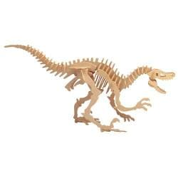 Velociraptor Wooden Puzzle