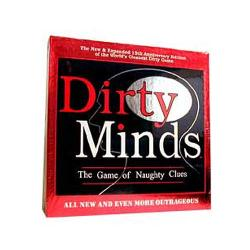 Dirty Minds Game 15th Anniversary Edition