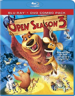 Open Season 3 (Blu-Ray/DVD Combo) (Blu-ray/DVD) 7509908