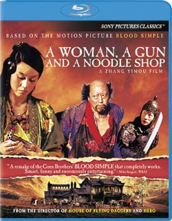 A Woman, A Gun and a Noodle Shop (Blu-ray Disc) 7511692