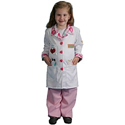 Dress Up America Kid's Veterinarian Jacket