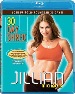 Jillian Michaels: 30 Day Shred (Blu-ray Disc) 7515347