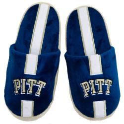 Pittsburgh Panthers Striped Slide Slippers
