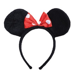Dress Up America Girl's Ms. Mouse Ears