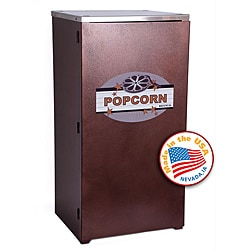 Paragon Cineplex Antique Copper Popcorn Stand