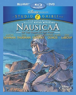 Nausicaa of the Valley of the Wind (Blu-ray/DVD) 7520056