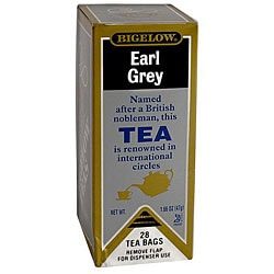 RC Bigelow Earl grey Tea (Case of 168)