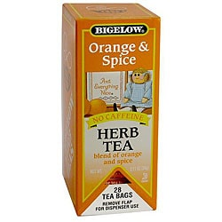 R.C. Bigelow CS 28-piece organic Caffeine-free Herbal Spice Tea (Pack of 6)