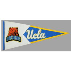 UCLA Bruins Classic Wool Pennant