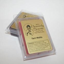Heavenly Scents Christmas-themed Wax Tart Melts (Set of Two)