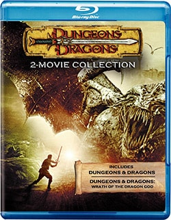 Dungeons & Dragons/Dungeons & Dragons: Wrath of the Dragon God (Blu-ray Disc) 7544207