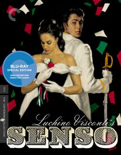 Senso - Criterion Collection (Blu-ray Disc) 7545741