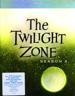 The Twilight Zone: Season 3 (Blu-ray Disc) 7545746