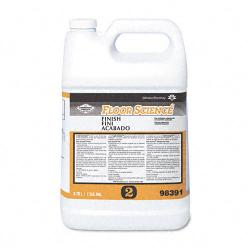 Floor Science Finish 1-gallon Bottle