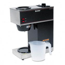 Bunn Two-Burner Pour-Over Coffee Brewer 7546647