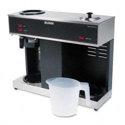 Bunn Pour-O-Matic 3-Burner Pour-Over Coffee Brewer 7546648