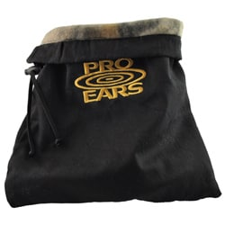 Pro-Ears Black Large Carry Bag