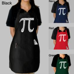 Los Angeles Pop Art Pi Kitchen Apron