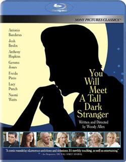 You Will Meet a Tall Dark Stranger (Blu-ray Disc) 7551834