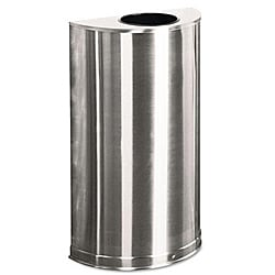 Rubbermaid Stainless Steel Receptacle