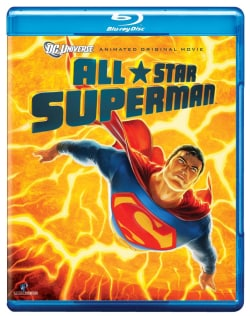 All-Star Superman (Blu-ray/DVD) 7555544