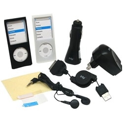 iHip 8-in-1 iPod Nano Accessory Starter Kit