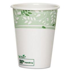 Dixie EcoSmart 12 oz PLA-lined Paper Hot Cups 7561150