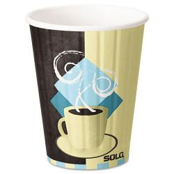 SOLO Duo Shield Hot Insulated 12-oz Paper Cups 7561161