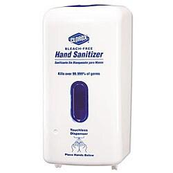 Clorox No-touch Hand Sanitizer Dispenser