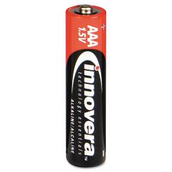 Innovera Alkaline AAA Batteries (Pack of 8)