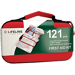 EVA 121-piece Deluxe First Aid Kits (Pack of 4) 7567312