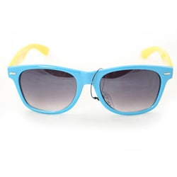 200 Blue and Yellow Fashion Sunglasses