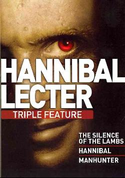 Hannibal Lecter Triple Feature (DVD) 7581825