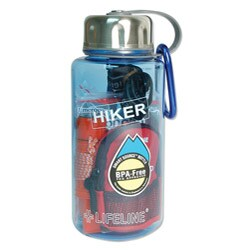 BPA-Free 32-oz Assorted Color Hiker in a Bottle Kits (Pack of 12)