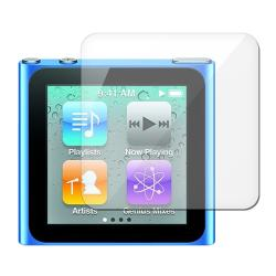 INSTEN Clear Screen Protector for Apple iPod Nano 6th Generation